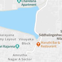hegde nagar bangalore map Find Your Nearest Hdfc Bank Branches Atms In Hegde Nagar hegde nagar bangalore map